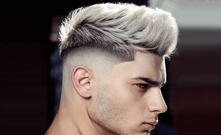 10 Hairstyles For Men with a Receding Hairline